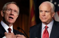 SHOCK: Harry Reid Working With John McCain To Abandon Gay Troops In Dropping DADT Repeal
