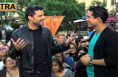 Ricky Martin Won't Stop Knocking Up Surrogates Until He Has a Girl