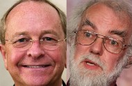 Bishop Gene Robinson Slams Anglican Leader Rowan Williams: 'Aliens' Have Distorted His Thinking