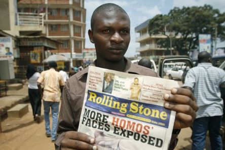 Judge: Uganda's Rolling Stone Barred From Printing Gay Hit Lists
