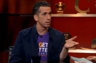 Dan Savage Challenges Stephen Colbert To Speak Directly To Gheys