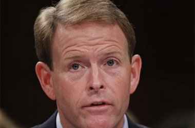 Tony Perkins' Completely Reasonable Fear Repealing DADT Will Force Obama To Bring Back The Draft