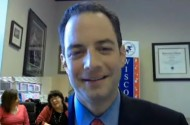 Wannabe RNC Chair Reince Priebus Tells Maggie: Ban Gay Marriage Because Kids Need A Mom And A Dad