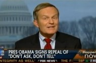 Rep. Todd Akin Had No Problem With Gays In The Military, So Long As Their 'Gayness' Didn't Get In The Way