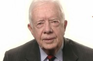 Jimmy Carter Almost Endorses Fred Karger For President