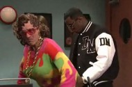 Diddy Gets It On With Robert DeNiro In Drag, No Homo