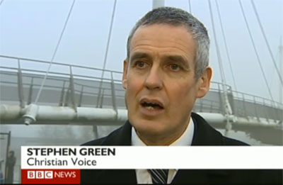 The BBC Had To Interview Gay Genocide Advocate Stephen Greene For Fair Elton John Coverage