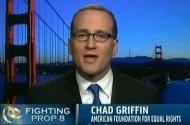 AFER's Chad Griffin Chimes In From Homosexual Compound