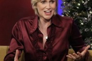 Why Jane Lynch Is Cruising NYC Public Bathrooms Today