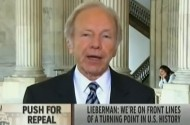 Is It Okay If We Heart Joe Lieberman For A Few Minutes?
