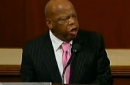 Rep. John Lewis' Awesome Smackdown of Rep. Louie Gohmert's Ridiculous Pro-DADT Speech