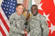 Petraeus Aide Sgt. Maj. Marvin Hill: If You Can't Serve With Gays, Get The Hell Out Of the U.S. Armed Forces