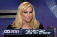 In A Single Remark, Meghan McCain Declares Her Father Completely Ineffective At His Job