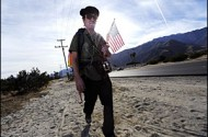 What Did Richard Noble Find At The End Of His 56-Mile DADT Trek? A Homophobic General
