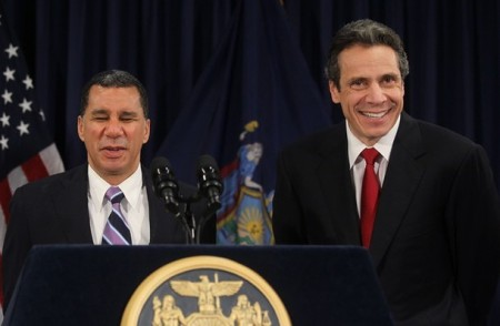 David Paterson Is Done Trying To Force Gay Marriage.