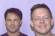Gay Florida Couple Kevin Mark Powell + Steve Adams Found Slain At Home In Christmas Murder