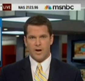 Thomas Roberts, the former CNN anchor, had been playing house with his ...