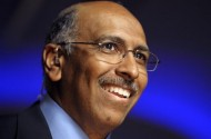 Even Embarrassing Gay Group GOProud Doesn't Want Embarrassing Michael Steele To Stick Around