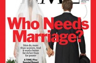 Why Time Forgot To Mention The Gays In Its Giant Marriage Cover Story