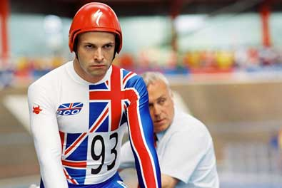 Graeme Obree Wife