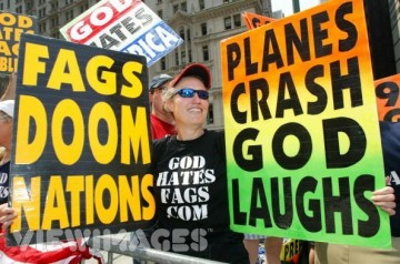 Though Westboro Baptist Is Skipping 9-Year-Old's Funeral, It's Hitting Up The Rest