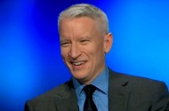 Anderson Cooper Giggles With The Gals