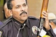 Palm Springs Police Chief David Dominguez Makes Ungraceful 'Cocks*cker' Exit