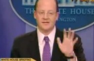 Robert Gibbs' Non-Answer About Moving On ENDA Is Your Answer