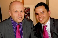 Glenn Cunningham + Adriano Vilar, Ireland's First Legally Recognized Gay Couple