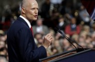 FL Gov. Rick Scott Uses Awesome New Super Powers To Offend Homosexuals