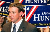 Rep. Duncan D. Hunter Still Trying To Stop 'Transgenders And Hermaphrodites' From Serving