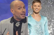 Can't Dancing On Ice Contestant Jeff Brazier Talk Bukkake With Gay Judge Jason Gardiner?