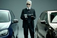 Karl Lagerfeld Will Only Hawk Your Mass Produced Merch If It's Beautiful