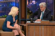 Jay Leno Very Concerned Amy Poehler's 4-Year-Old Is Showing Signs Of Gay