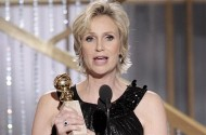 Jane Lynch Didn't Need An After Party Invite. She's Got A Golden Ticket