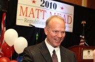 WY Senate Bans Outside Gay Marriages, But Gov. Matt Mead Doesn't Want Gays Completely Shat Upon
