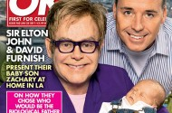 Elton John + David Furnish Now Just Rubbing It In Stephen Green's Face