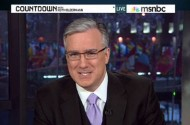 Keith Olbermann Leaving MSNBC