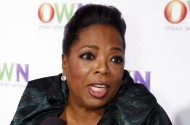 Is Oprah Going To Come Out On Monday?