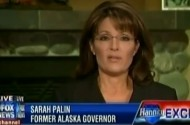 So How Well Did Sarah Palin Attack The Media?