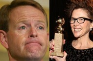 Tony Perkins Doesn't Like It When Gay Flicks Beat Blockbusters At Golden Globes