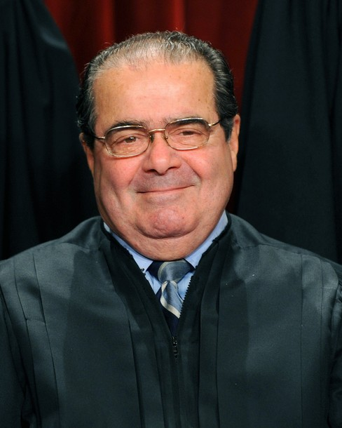 US Supreme Court Associate Justice Anton