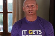 Gareth Thomas Knows It Gets Better If You're Beefy, Masculine, And Athletic
