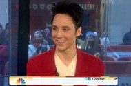 Johnny Weir Isn't About To Start Celebrating His Gayness (Or Become An Activist)
