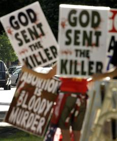 AZ Lawmakers Totally Harshing On Westboro Baptist's Protest Of 9-Year-Old's Funeral