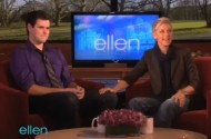 Zach Wahls Tells Ellen: Lawmakers 'Are Supposed To Protect Us'