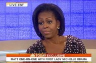 Michelle Obama Knows You Hate Her Husband