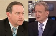Mike Huackbee + Pat Buchanan Compete To Say Stupider Things About Obama's DOMA Deal