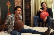 This Summer Paul Rudd + Bill Hader Are: Expectant Dads