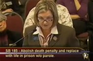 Montana Rep. Janna Taylor Needs The Death Penalty To Protect Against Prisoners' HIV Blow Darts